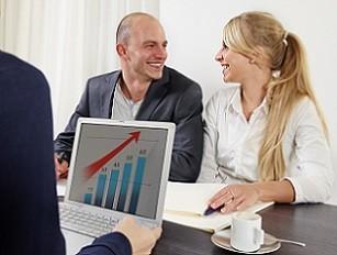 Auch bei der Gewinnerwartung legt der Anleger vorher fest, zu welchem Verkaufspreis er, falls Gewinne eintreten, seine Position schließt. (#02)