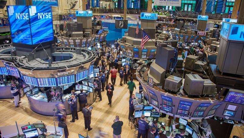- Wall Street Ort des Geschehens: In der legendären Wall Street dreht sich alles um den Handel mit Aktien. (#01)