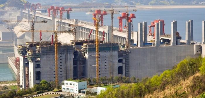 """Der Traum Chinas zum """"Drei Schlucht Projekt"""" ist bereits 100 Jahre alt. (#4)"""