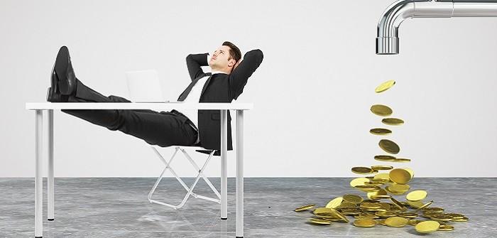 Said Shiripour: Erfahrungen mit dem passiven Einkommen ( Foto: Shutterstock-who iss daddy )