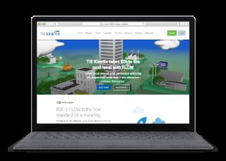 """Die elektronische Rechnungsstellung von TIE Kinetix soll Fortschritt in die Digitalisierung der Finanzbranche bringen.""""   Foto: TIE Kinetix )"""